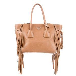 49ea6df5c12e Women s Prada Fringe Bag on Poshmark
